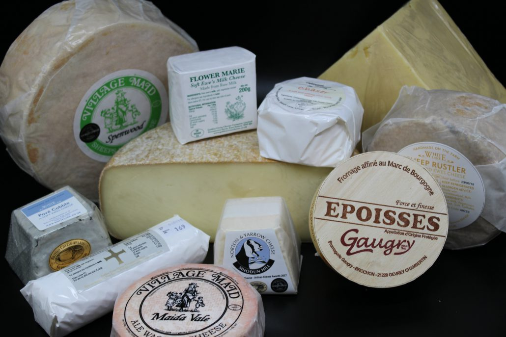 Fromage to Age