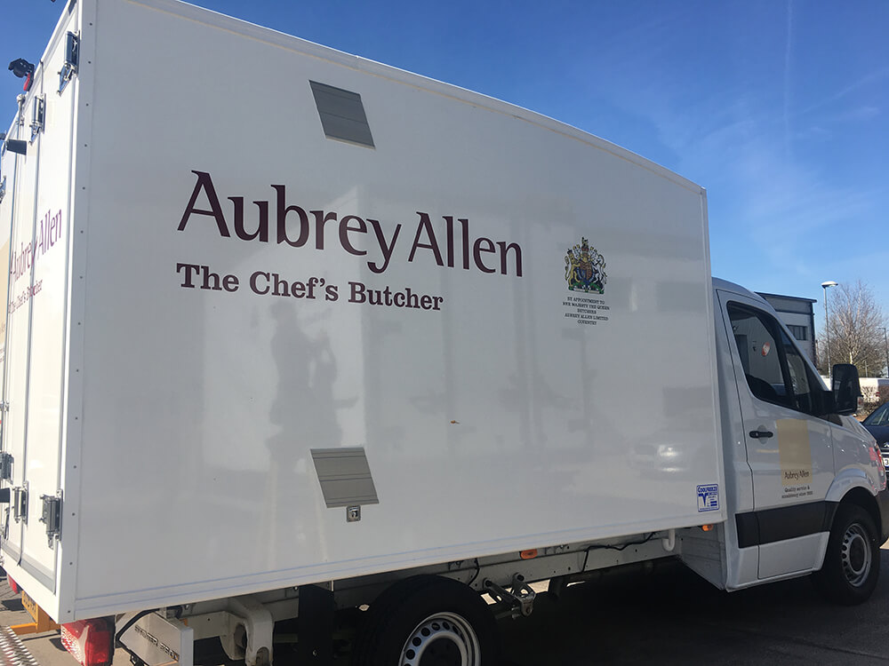 Aubrey Allen Van