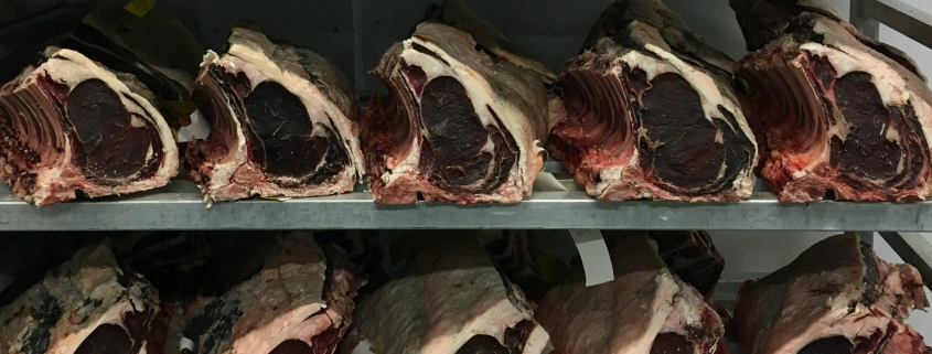 Aubrey Allen Dry Aged Beef