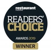 Aubrey Allen wins Chefs Choice Award